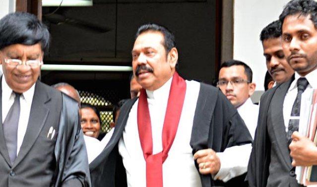 Mahinda lawyer 16, Feb 2016