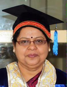 Prof. Vasanthi Arasaratnam  - VC Jaffna University