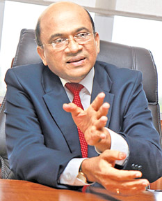 Auditor General Gamini Wijesinghe