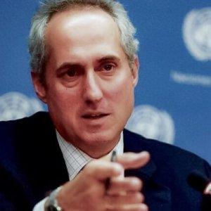 Stéphane Dujarric
