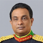 Major General Sumedha Perera WWV RWP RSP USP ndu