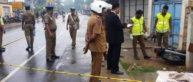 Killing Of Jaffna University Students