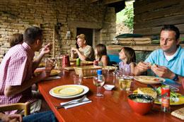 table d'hôtes frankrijk