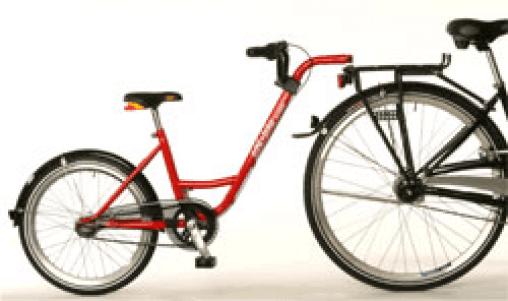 Add-Bikes für Kinder von 4 - 9 Jahren