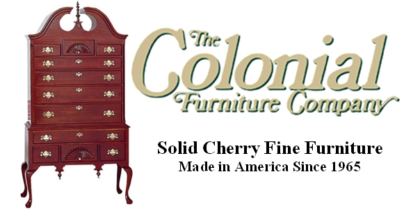 colonial furniture suppliers