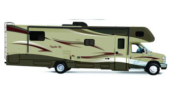 Spirit Silver Itasca RVs | Winnebago Model Equivalents Minnie Winnie Premier