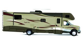 Spirit Silver Itasca RVs | Winnebago Model Equivalents Minnie Winnie Premier