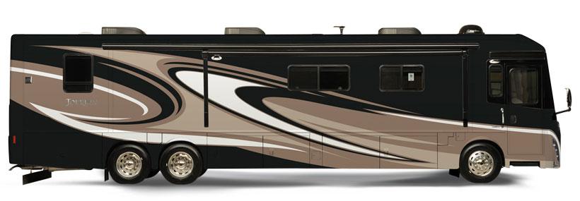 Journey Winnebago RVs | Itasca Model Equivalents Journey
