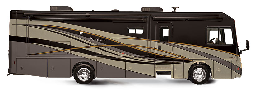 Solei Itasca RVs | Winnebago Model Equivalents Forza