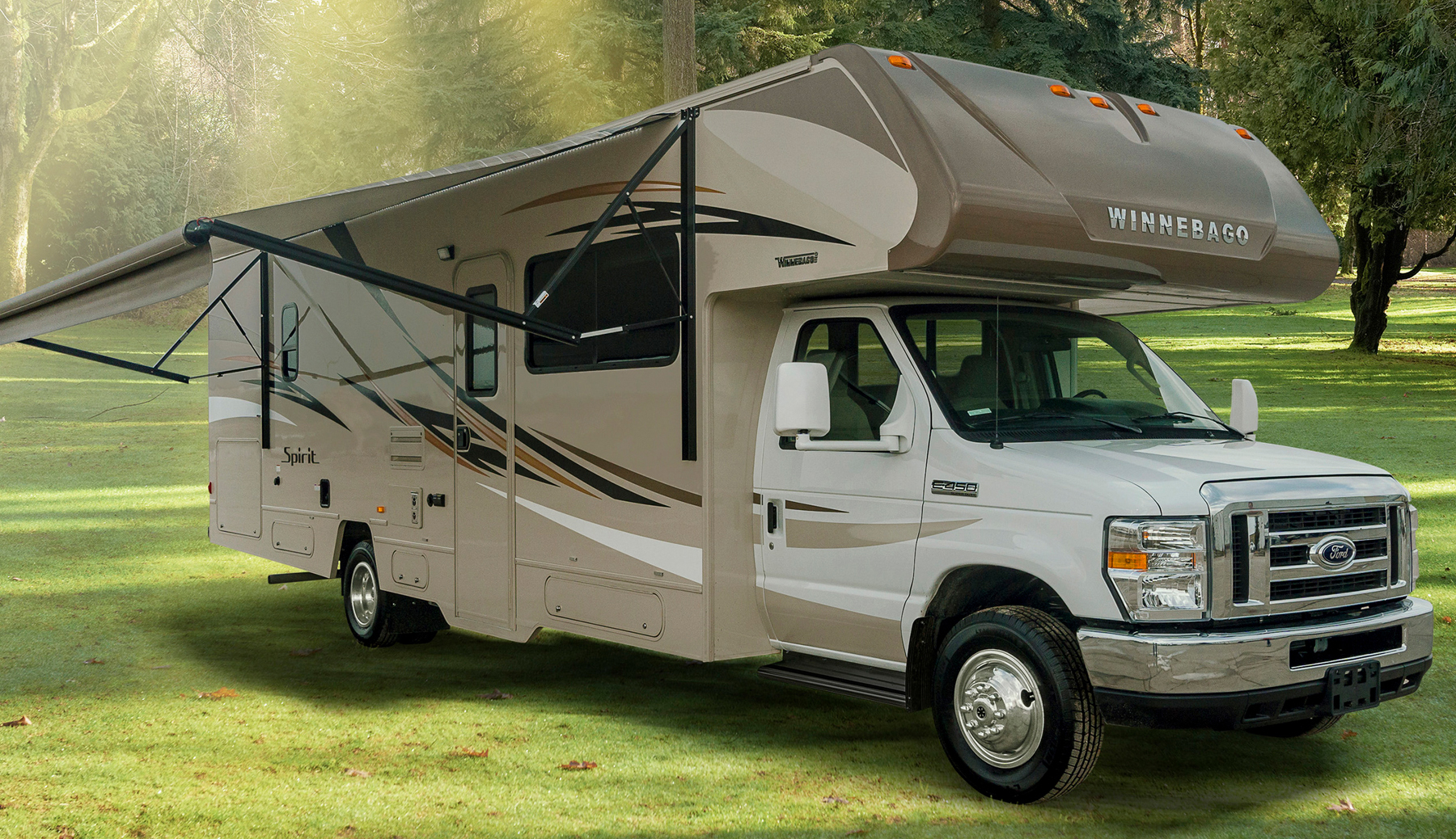 The Spirit & Spirit Silver by Winnebago