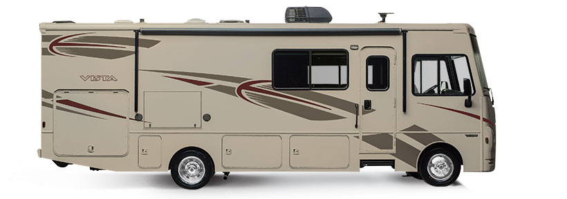 Vista Winnebago RVs | Itasca Model Equivalents Sunstar