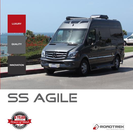 Roadktrek SS Agile 2017 Brochure