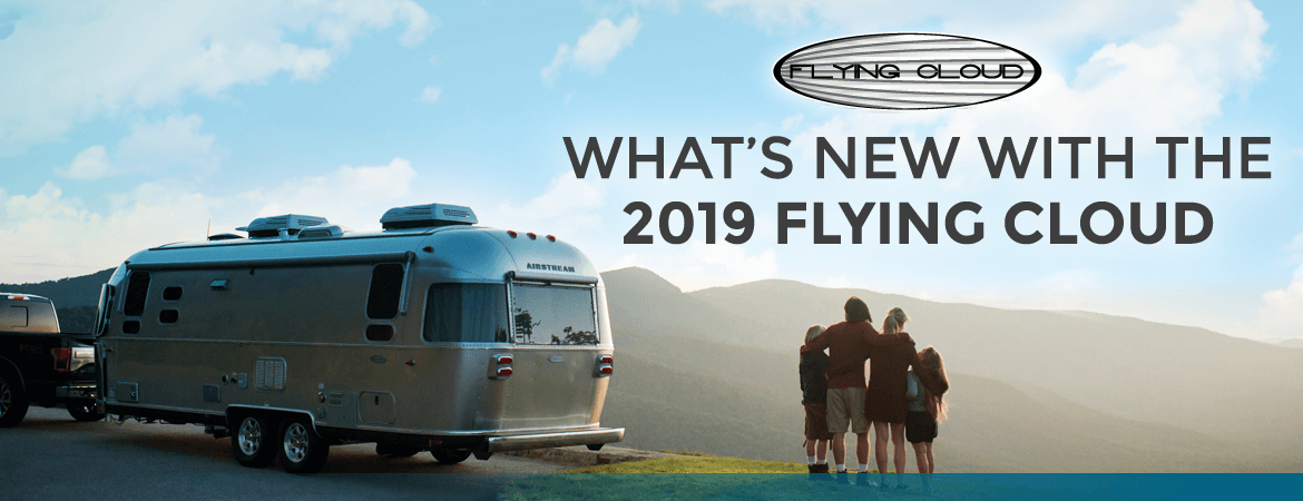 2019 Airstream Flying Cloud
