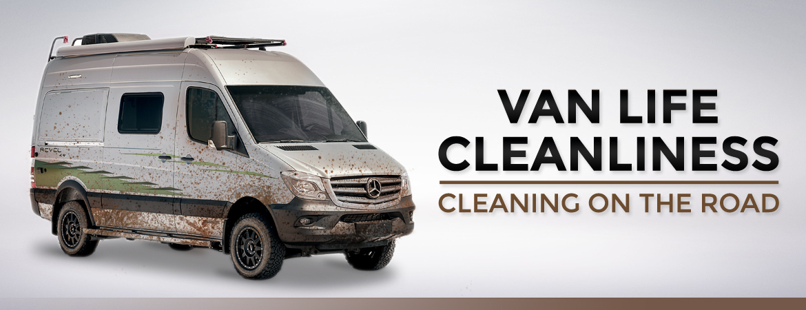 Cleanliness in Van Life