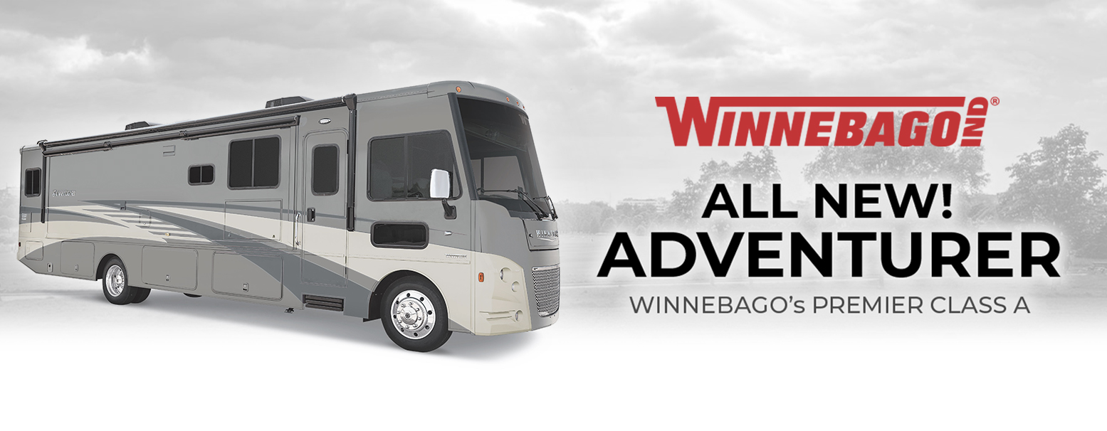 Insight Into The 2019 Winnebago Adventurer Class A Motorhome
