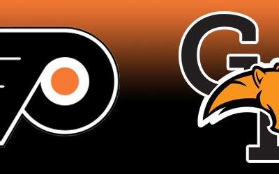 L'équipe de hockey des Flyers marque à Gunning Bedford