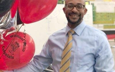 Colonial nomme l'enseignant de district de l'année 2019