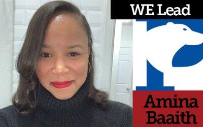 WE Lead – Amina Baiith