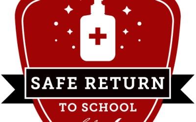 WE Hear You! Safe Return to School Plans UPDATE