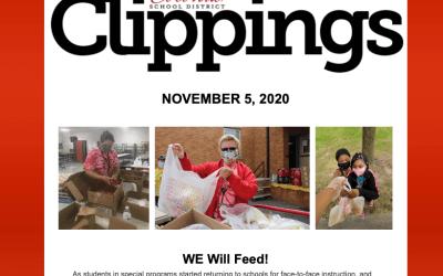 CLIPPINGS COLONIALES EDICIÓN ESPECIAL NOV. 5, 2020