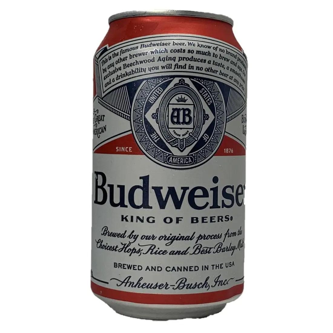 budweiser 30 pack cans
