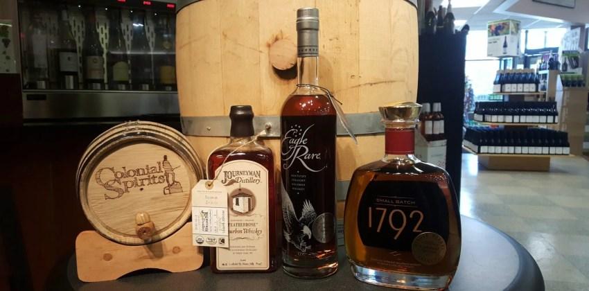 Hand-Picked Single Barrel Bourbon
