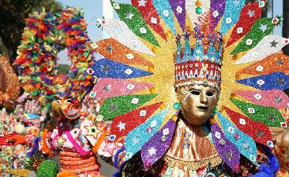 Santiago de loe Caballeros Carnaval