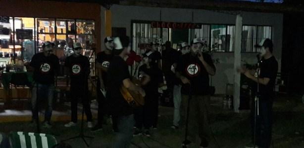 Fiesta Arte-Sano Minuano Peligro de Murga