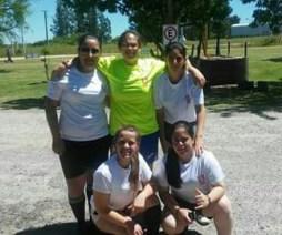 Fiesta Arte-Sano Minuano futbol femenino
