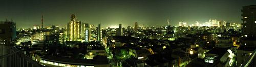 Baie de Tokyo - 2003