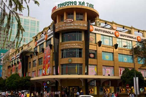 Le Magasin Thuong Xa Tax, Ho Chi Minh, Vietnam