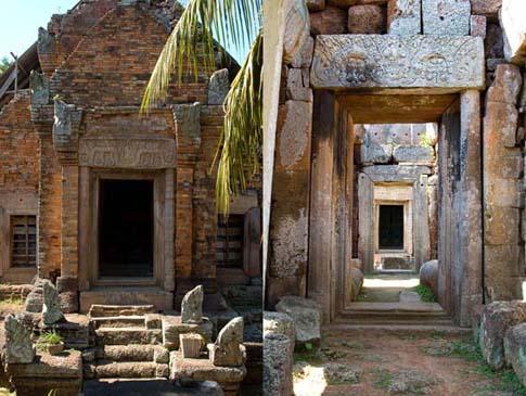 Phnmo Chisor, Cambodia, Cambodge