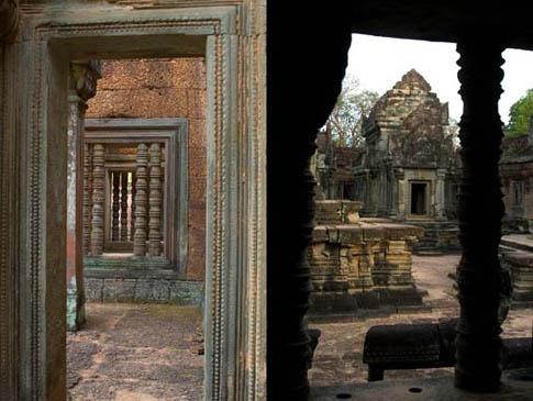 Banteay Samre - Cambodia - Cambodge