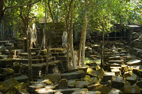 Ta Phrom - Cambodge - Cambodia