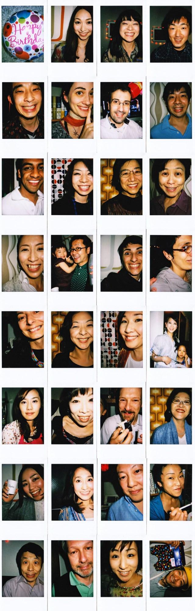 Portrait Polaroid