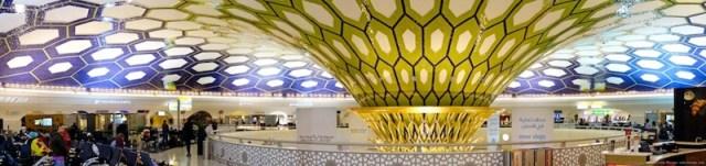 Airport - Terminal 1 - Abu Dhabi