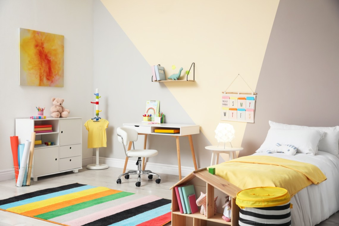 Kids Room Color Ideas The Best Paint Colors For Kids Rooms