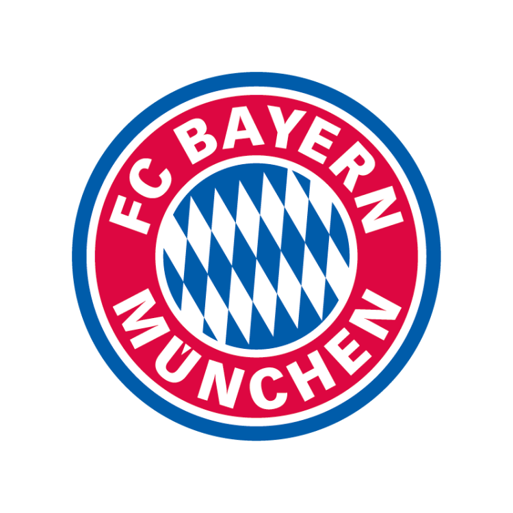 Stickers logo foot fc Bayern de munich - Color-stickers
