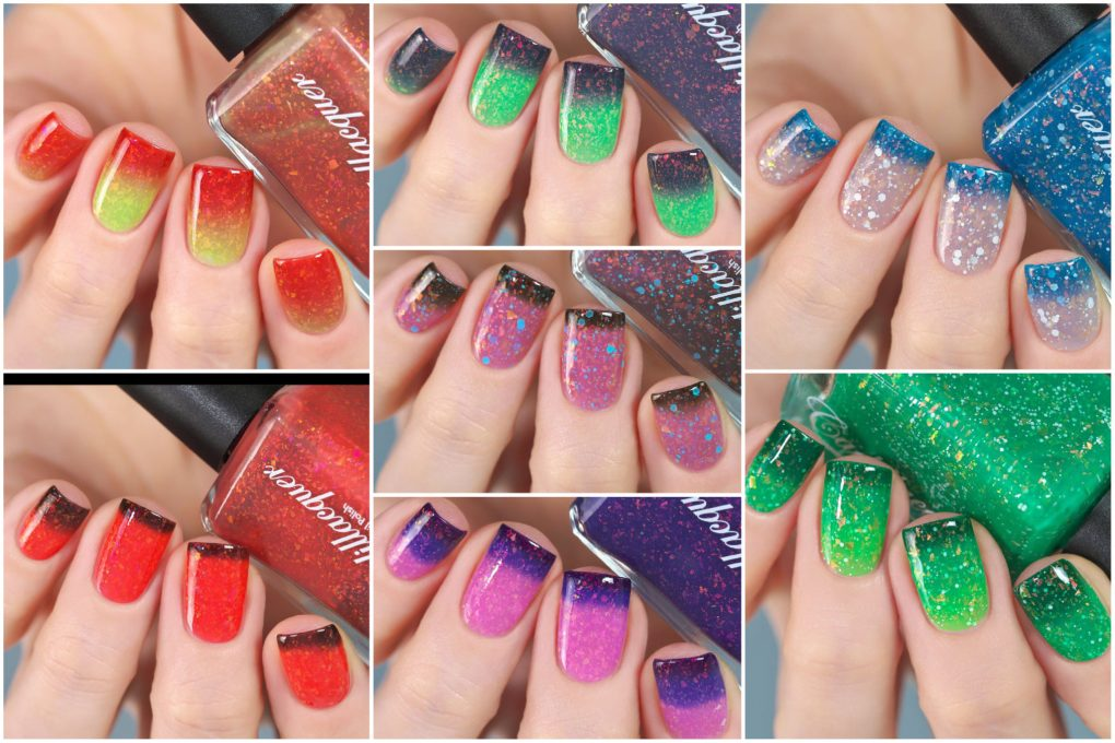 Cadillacquer Spring 2021 Collage