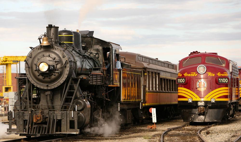 Historic Amp Scenic Colorado Trains Colorado Com
