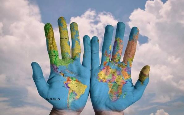 World Hands (Photo - pixabay.com).
