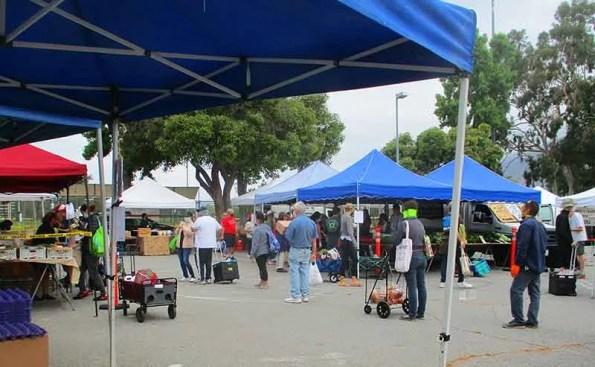 SOCIAL OBSERVATION | Pasadena Farmers' Market Disciplines Shoppers