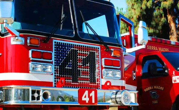 Sierra Madre Fire Department Accepted Into the Verdugo Fire System
