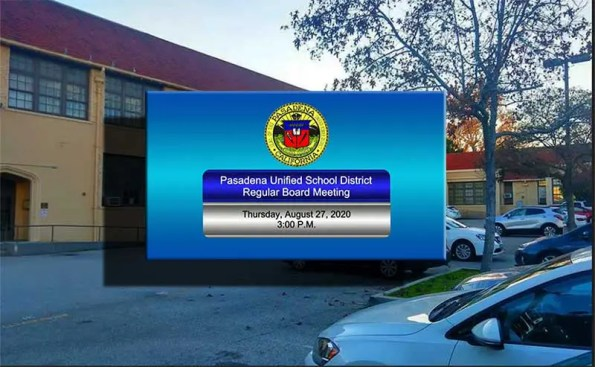 What Happened at the Pasadena Unified Board Meeting?