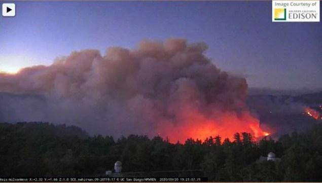 Bobcat Fire Live Updates Coloradoboulevard Net