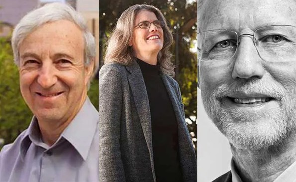 Caltech News: Nobel Prize, HRHR Grants and COVID-19