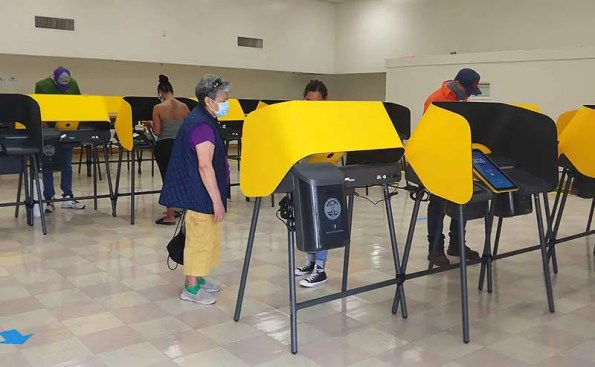 Local Main Election Live Updates