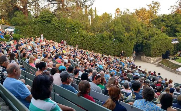 Beach Music From 50s and 80s at Altadena Summer Concerts Series