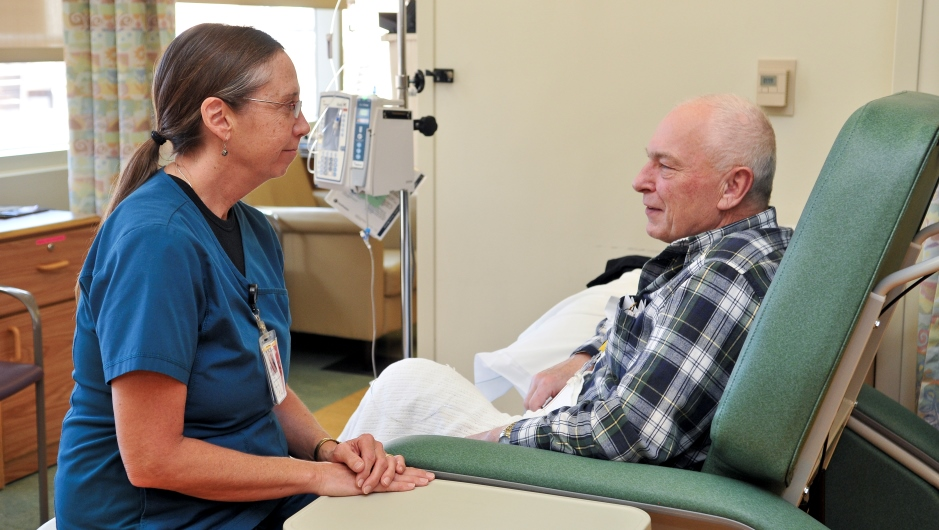 Road to Recovery Eases Cancer Patients' Worries