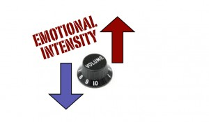 Emotional Dial - Resolving emotions in marriage through Emotionally Focused Therapy